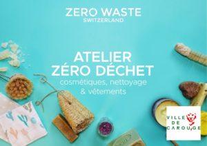 Carouge — Atelier Zéro Déchet : Cosmétiques, Nettoyage et Vêtements