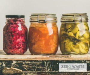 Genève – Café Zéro Déchet : Lacto-fermentation